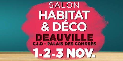 le salon Habitat & Déco de Deauville