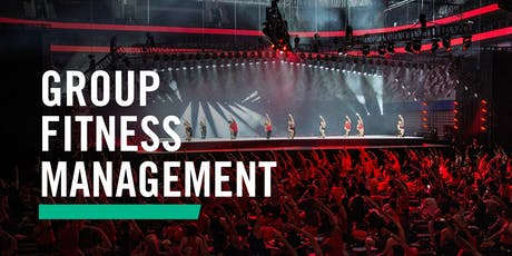 Group Fitness Management - Northwich   tickets