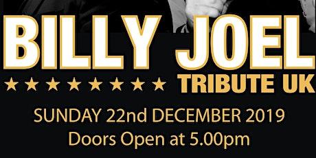 Billy Joel Tribute Night tickets