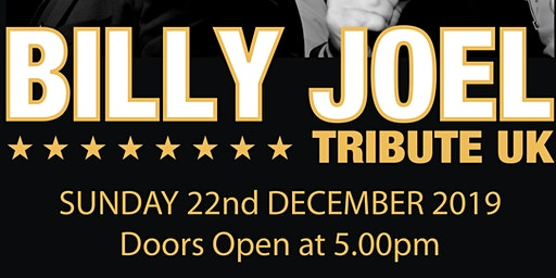 Billy Joel Tribute Night