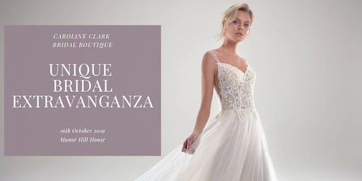 Unique Bridal Extravaganza- Featuring 2020 Wedding Dress Catwalk