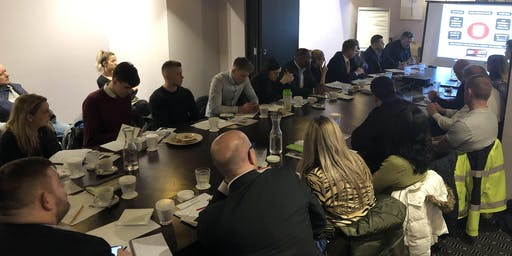 Manchester Friday Lunch Networking Group