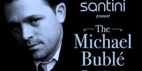 Michael Buble Tribute Act tickets