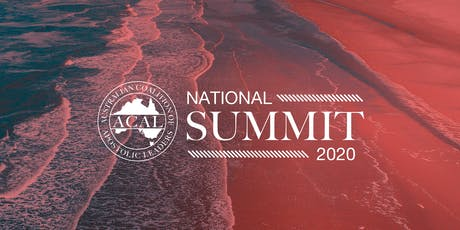 ACAL National Summit 2020 tickets