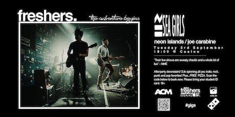 The Big Gig: Sea Girls / Neon Islands / Joe Carabine tickets