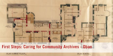 First Steps: Caring for Community Archives - Oban tickets