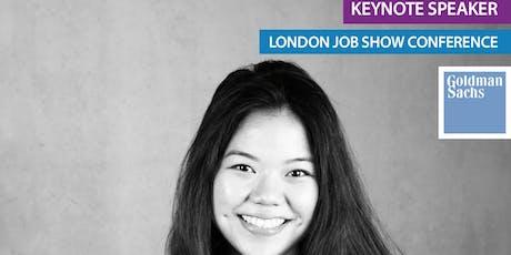 'Using Design Thinking in your Job Search' Seminar - Goldman Sachs, Nerissa Arviana Prawiro tickets