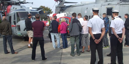 No23. HMS Sultan – Aircraft Tour (21 Sept 09:00)