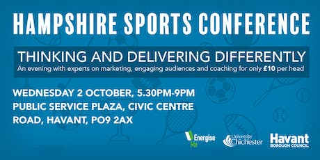Hampshire Sports Conference tickets