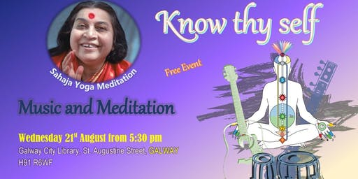 An evening of Music and Meditation