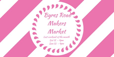 Byres Road Makers Market tickets
