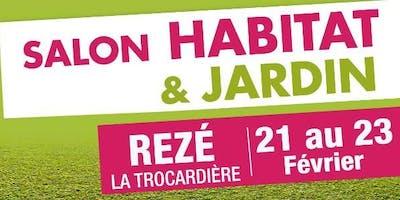 Le Salon de l'Habitat & jardin de Nantes-Sud