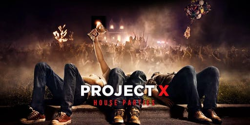 Project X Warehouse Party Volume III - Glasgow