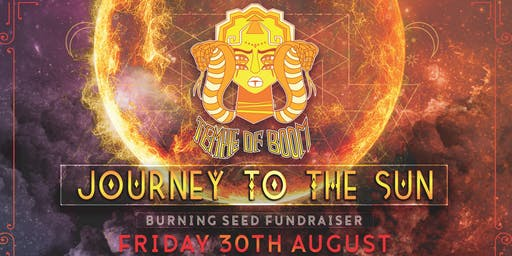 Temple of Boom : Journey to the Sun