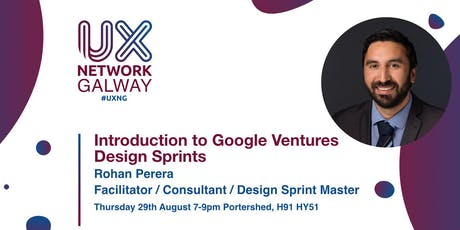 Introduction to Google Ventures Design Sprints - How to Solve Big Problems and Test New Ideas in just 5 Days tickets
