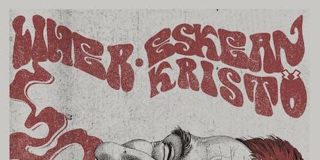 Eskean Kristö + Liher - Burgos (La Casa de las Musas) entradas