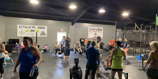 Morganfield CrossFit Fittest in the Field