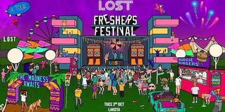LOST Freshers Festival Bristol : Lakota : Thurs 3rd Oct tickets