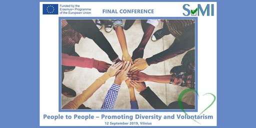 People to People - Promoting Diversity and Voluntarism
