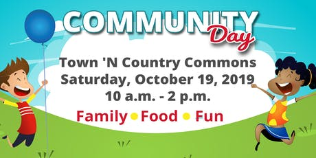 Community Day at Town 'N Country Commons tickets