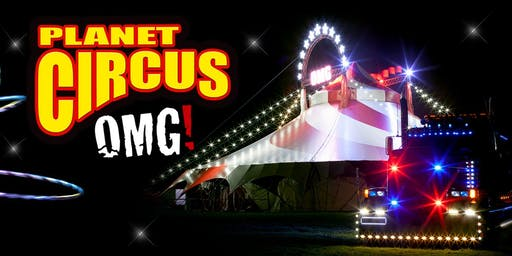Planet Circus is coming to Exeter!! Don't miss out!