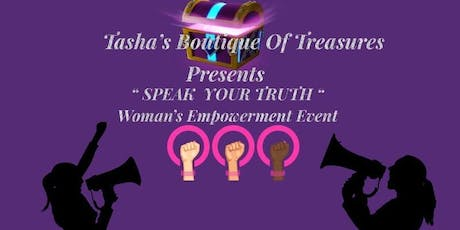 """Speak Your Truth"" Women's Empowerment Event tickets"