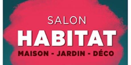 Le Salon Habitat de Mantes-La-Jolie billets