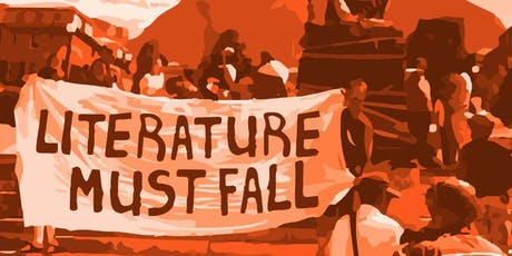 Literature Must Fall tickets