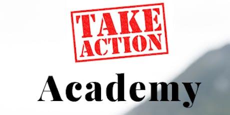 LCTA Academy (lights, camera, take action webinar series) tickets