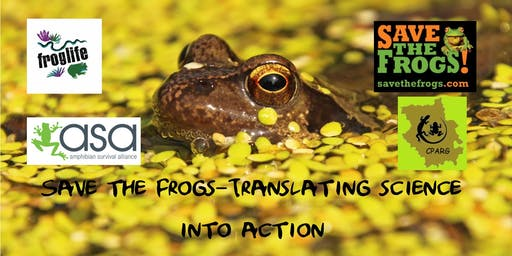 SAVE THE FROGS!- Translating Science into Action