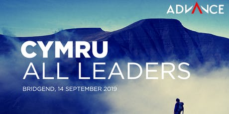 Advance Cymru: All Leaders Day tickets