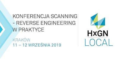 Konferencja Scanning - Reverse Engineering w praktyce