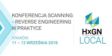 Konferencja Scanning - Reverse Engineering w praktyce tickets