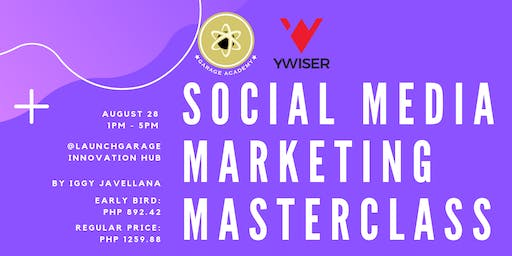 Social Media Marketing Masterclass