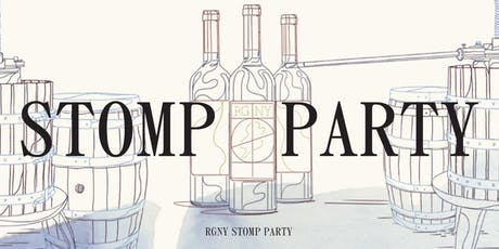Stomp Party at RG|NY tickets