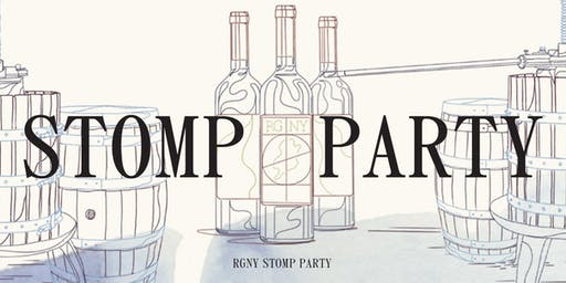 Stomp Party at RG|NY