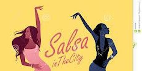 Salsaschool Dushi - cursus voor vrouwen door vrouwen tickets