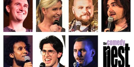Sunday Funday - August 18th at The Comedy Nest tickets