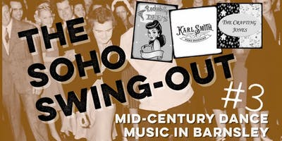 The Soho Swing-Out - Mid-Century Dance Party!