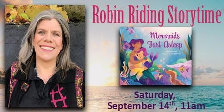 Robin Riding Storytime tickets