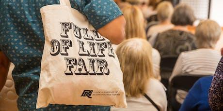 Full of Life Community Action Mini Fair - Richmond tickets