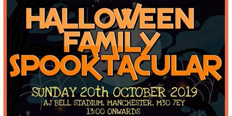 Halloween Family Spooktacular tickets