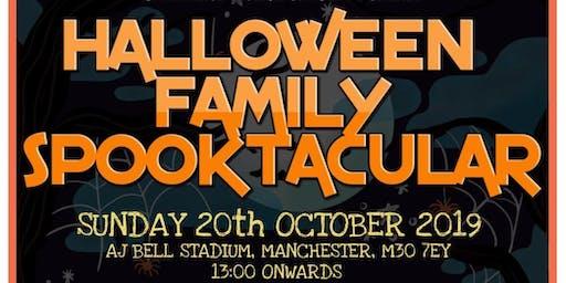 Halloween Family Spooktacular