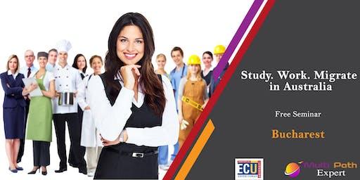 Optiuni Emigrare in Australia | Vize studii | Skilled visas | Free Seminar