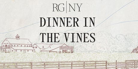 Dinner in the Vines at RG|NY tickets