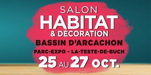 Le Salon habitat & Déco du Bassin d'Arcachon