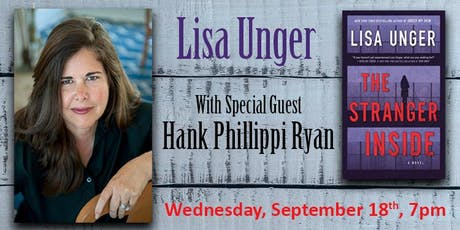 Lisa Unger tickets