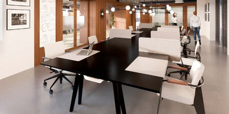 Co-Working FREE TRIAL @ Spaces (Peter House) tickets