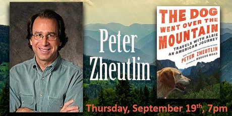 Peter Zheutlin tickets