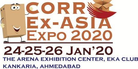 Corr Ex-Asia Expo 2020 tickets